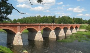 Kuldiga_brick_bridge